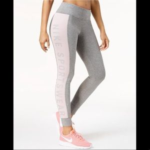 High waisted Nike Leggings